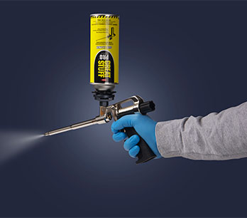 How to Use Pro Gun Cleaner - Expanding Foam Gun Cleaner