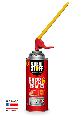 GREAT STUFF™ Gaps & Cracks Insulating Foam Sealant