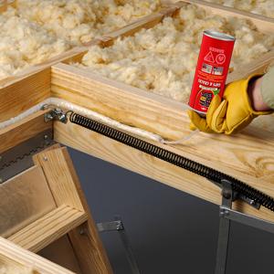 Gaps & Cracks Insulating Foam Sealant - Foam Gap Filler