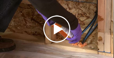 How To Air Seal Electrical Outlets Insulating Foam