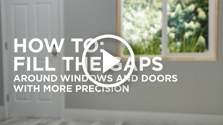 Window & Door Insulating Foam Sealant | GREAT STUFF™