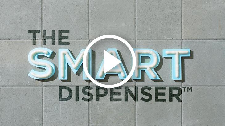 Foam Sealant Dispensing - GREAT STUFF™ SMART DISPENSER